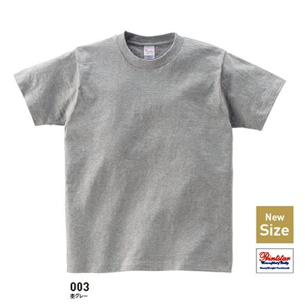 5.6oz ヘビーウェイトTシャツ