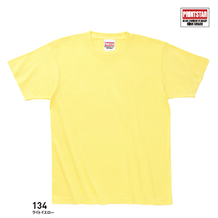 6.6oz ハイグレードTシャツ