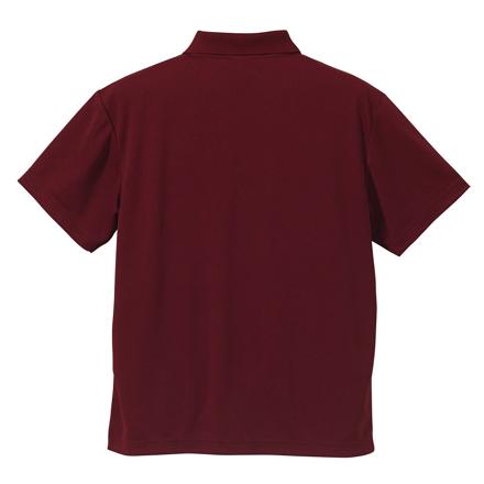 5910-01/4.1oz ドライ アスレチック ポロシャツ